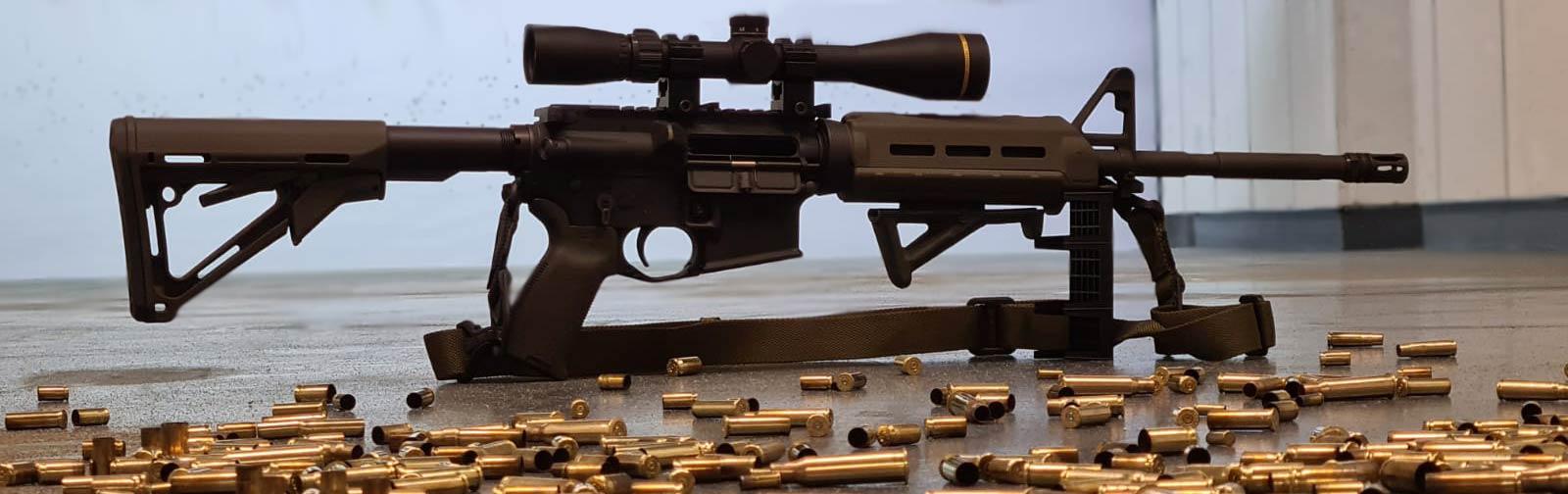 AR-15 Team Winkeler