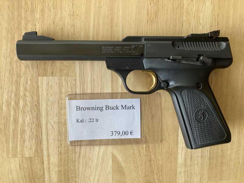 Browning Buck Mark Team Winkeler