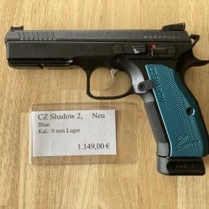 CZ Shadow 2 blue