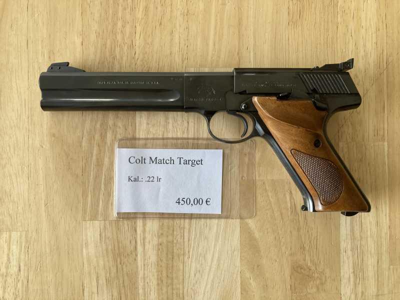 Colt Match Target