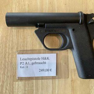 Leuchtpistole H&K P2 A1