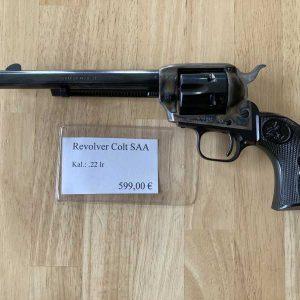 Revolver Colt SAA Kal.: .22lr