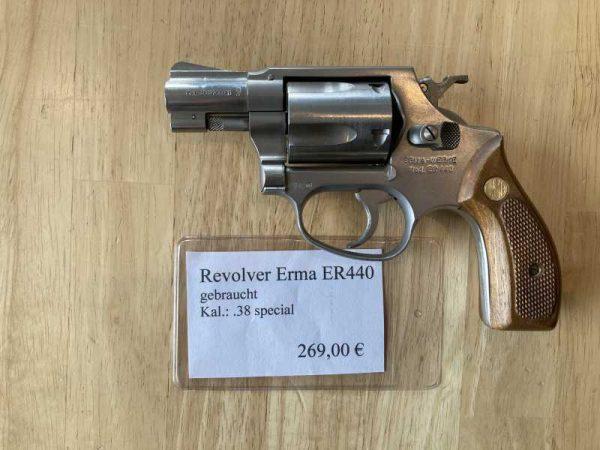 Erma ER440 Kal.: .38 special